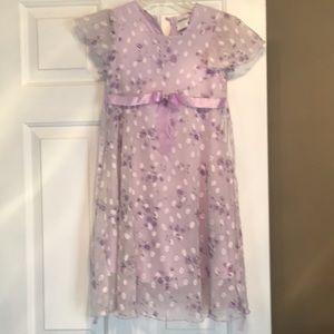 Dresses & Skirts - Little Girls Flower spring dress